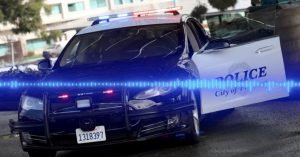 Tesla Car Runs Out Of Battery During Us Police Chase