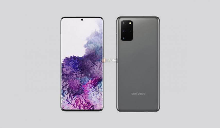 How The Samsung Galaxy S20, S20 + And S20 Ultra Looks In Official Leaked Images