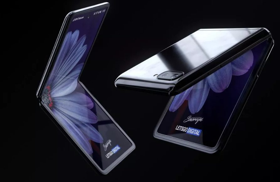 Samsung's New Foldable Galaxy-Z Flip May Arrive In February