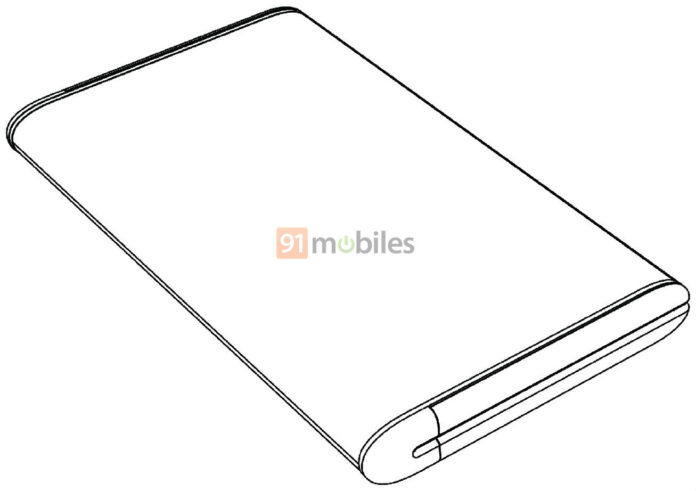 Xiaomi Receives A New Foldable Phone Patent Similar To Huawei Mate-X