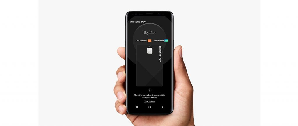 Samsung Pay Now Also Works As A Digital Account